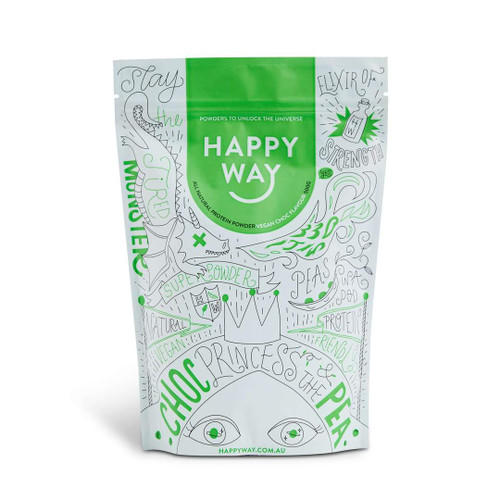 Happy Way Choc Pea Princess Protein Powder