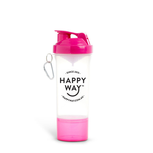 Happy Way Shaker