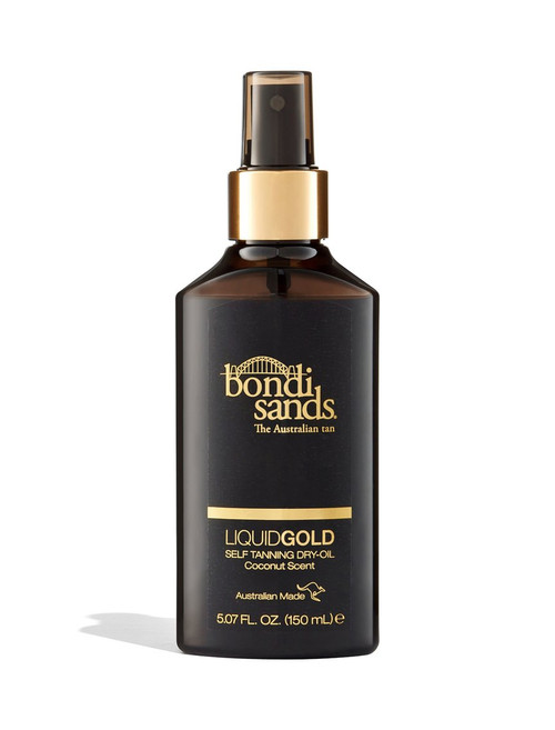 Bondi Sands Liquid Gold Self Tanning Dry Oil 150ml