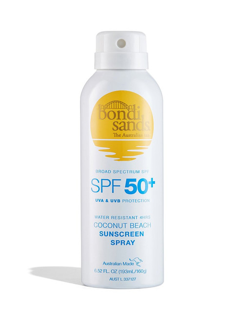Bondi Sands Coconut SPF 50+ Aerosol Mist Spray 160g