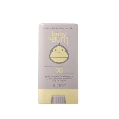 Sun Bum Baby Natural SPF 30+ Sunscreen Stick 13g