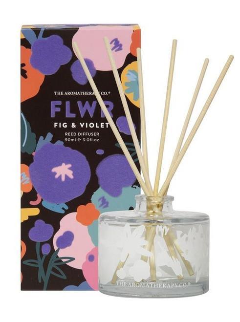FLWR Fig & Violet Diffuser 90ml