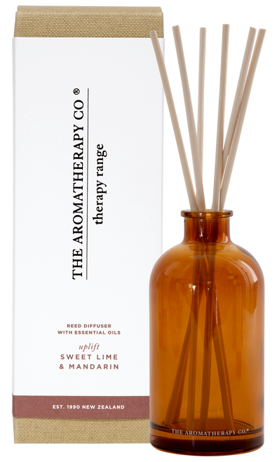 The Aromatherapy Co Uplift Sweet Lime & Mandarin Diffuser 250ml