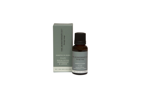 The Aromatherapy Co Essential Oil Blend BREATHE 20ml