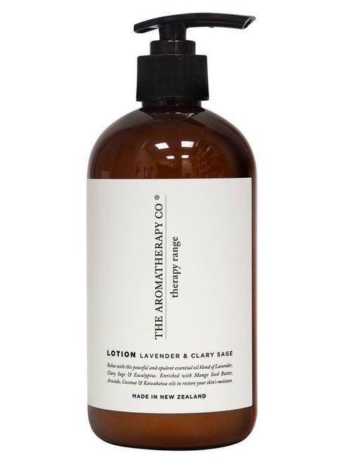 Lavender & Clary Sage Hand & Body Wash 500ml