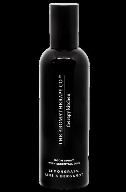 The Aromatherapy Co Kitchen Lemongrass, Lime & Bergamot Linen & Room Spray 100ml