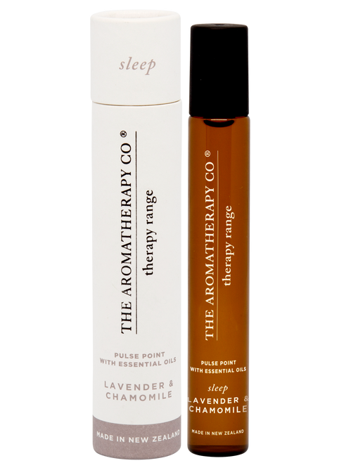 The Aromatherapy Co Sleep Lavender & Chamomile Pulse Point 15ml