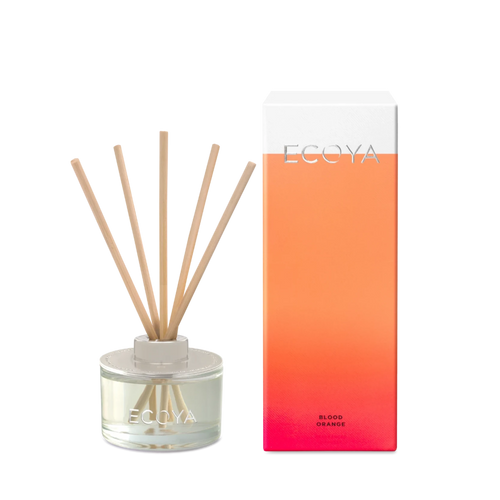 Ecoya Blood Orange Mini Diffuser 50ml