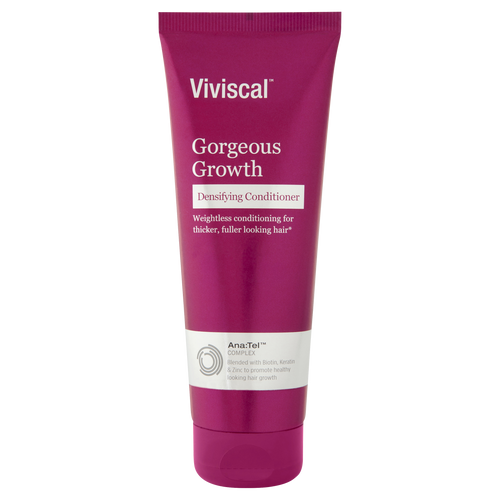 Viviscal Gorgeous Growth Densifying Conditioner 250ml Front of Tube