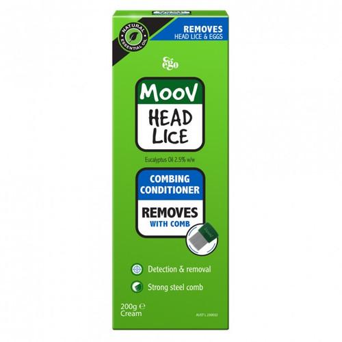 Ego Moov Head Lice Combing Conditioner 200g