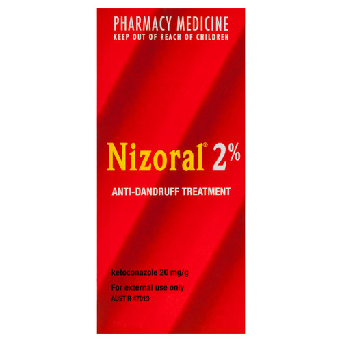 Nizoral Anti-Dandruff Treatment Shampoo 2%