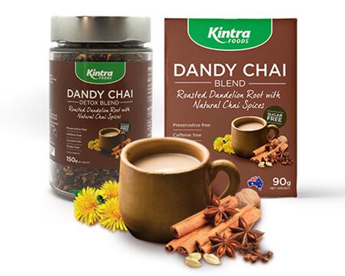 Kintra Foods Dandy Chai Tea