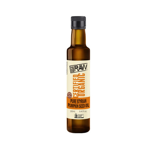 Every Bit Organic Pure Styrian Pumpkin Seed Oil 250ml