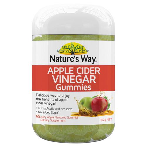 Nature's Way Apple Cider Vinegar Gummies
