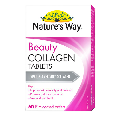 Nature's Way Beauty Collagen 60t