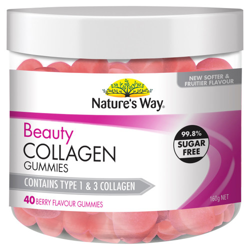 Nature's Way Beauty Collagen Gummies