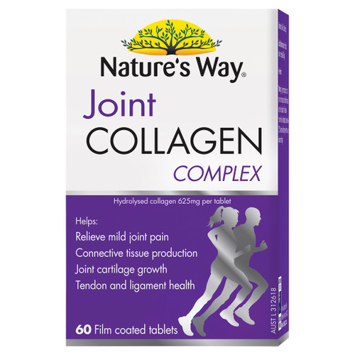 Nature's Way Joint Collagen Complex 60t