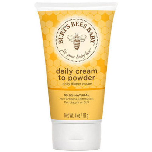 Burt's Bees Baby bee Cream to Powder 113g