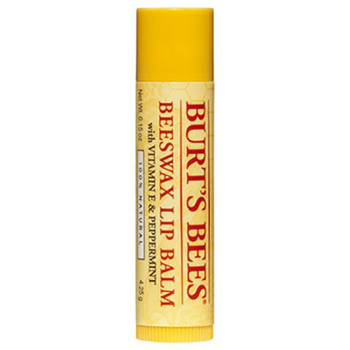 Burt's Bees Beeswax Lip Balm Tube 4.25g