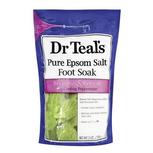 Dr Teal Foot Soak 908g