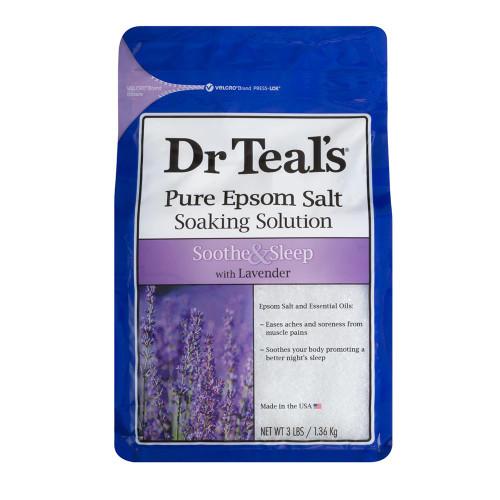 Dr Teal Lavender Epsom Salt