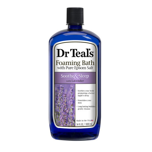 Dr Teals Foaming Bath Soothe & Sleep with Lavender