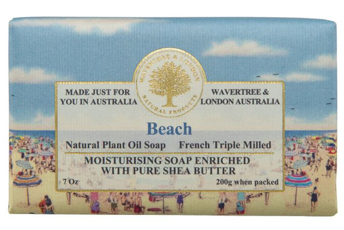 Wavertree & London Soap Bar Beach 200g