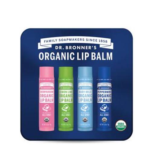 Dr. Bronner's Limited Edition Lip Balm Tin