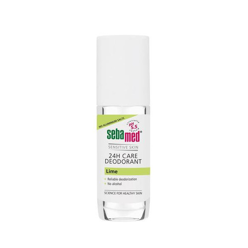 Sebamed Roll On Deodorant 24 Hour 50ml