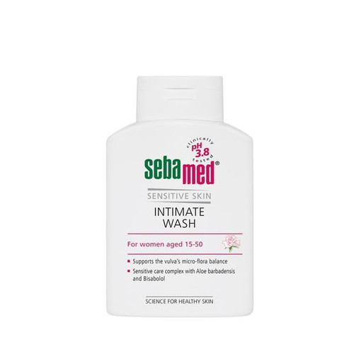 Sebamed Feminine Intimate Wash pH3.8 200ml