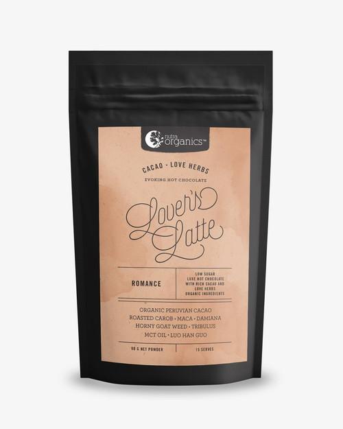 Nutra Organics Lover's Latte 90g