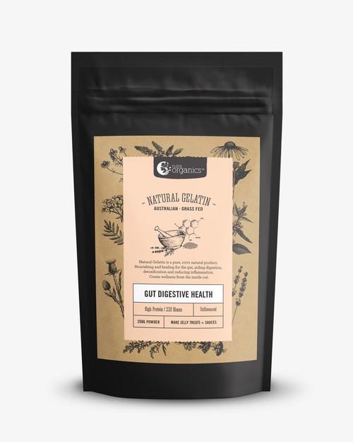 Nutra Organics Natural Gelatin Powder 250g