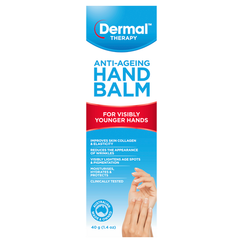 Anti-Ageing Hand Balm 40g Front of Packaging