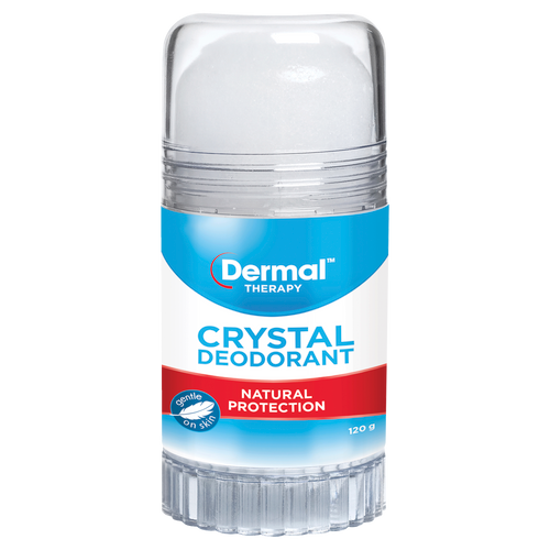 Crystal Deodorant 120g Front of Packaging