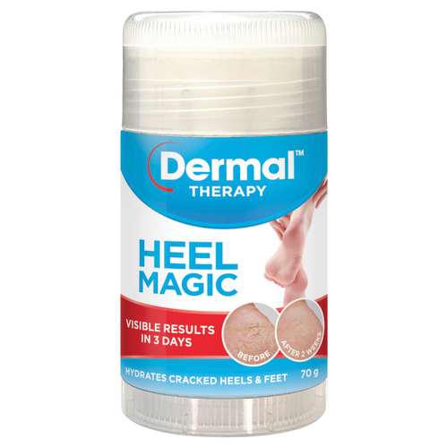 Heel Magic 70g Front of Packaging