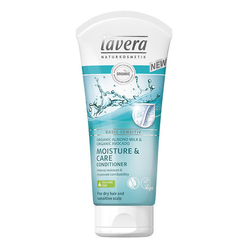 Lavera Basis Sensitiv Moisture & Care Conditioner 200ml
