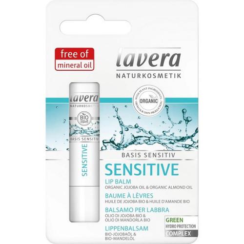Lavera Basis Sensitive Lip Balm 4.5g