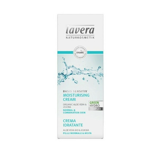 Lavera Basis Sensitiv Moisturising Cream 50ml