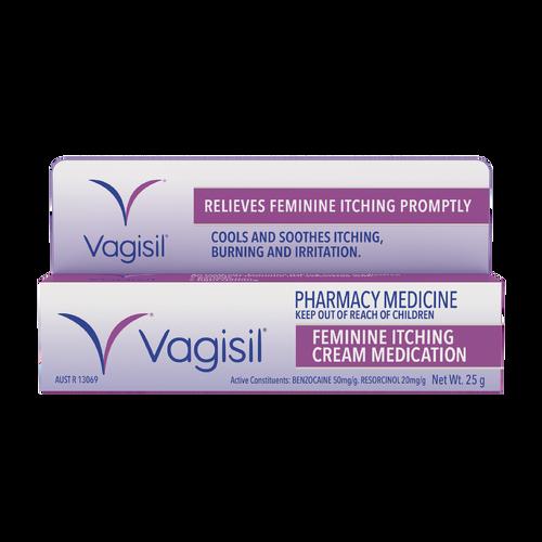 Vagisil Itch Relief Cream 25g