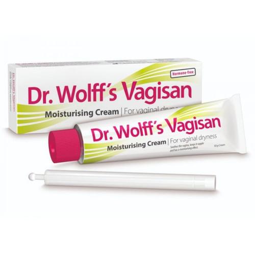 Dr. Wolff's Vagisan Moisturising Cream 50g