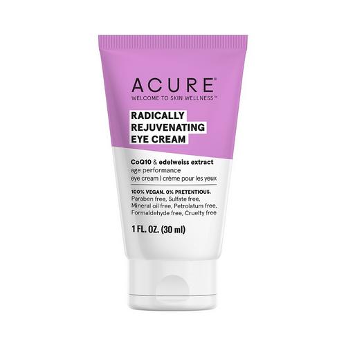 Acure Radically Rejuvenating Eye Cream 30ml