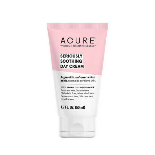 Acure Seriously Soothing SPF Day Cream 50ml