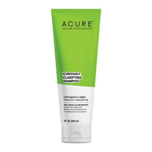 Acure Curiously Clarifying Shampoo 236ml