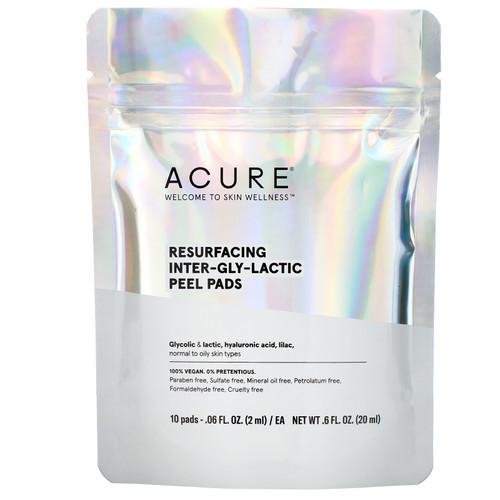 Resurfacing Inter-gly-lactic Peel Pads