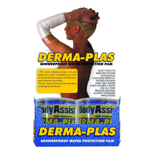 Body Assist Derma-Plas Waterproof Protective Film
