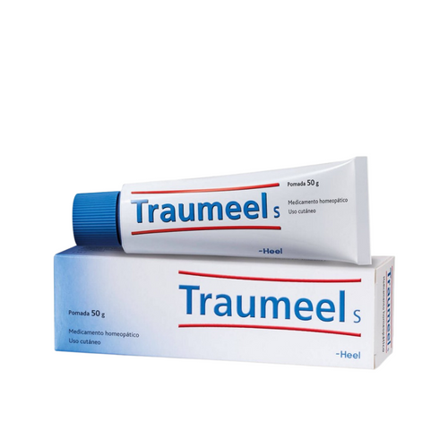 Traumeel S Cream 50g Front of Product
