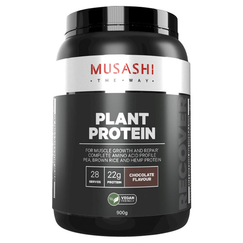 Plant Protein Chocolate 900g Front of Packaging