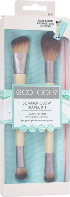 EcoTools The Summer Glow Travel Kit