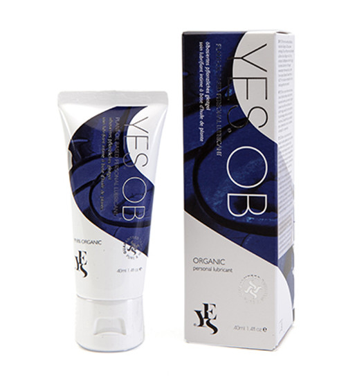 YES Natural Plant-Oil Based Personal Lubricant