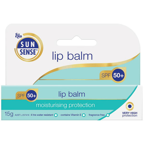 Ego SunSense Lip Balm SPF 50+